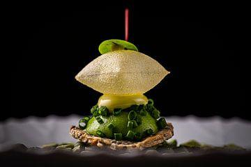Mini Pomme Soufflé van Lyan van Furth