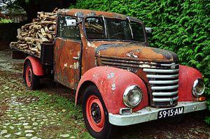 Oud hout van Hilda Photo