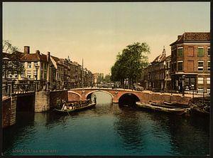 Het Spui, Den Haag. van