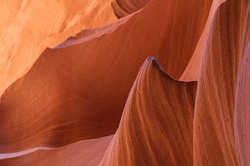 Magische Antelope Canyon van Marcel Tuit