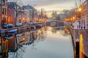 Brug in Leiden