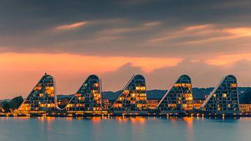 La Vague à Vejle, Danemark. sur Henk Meijer Photography