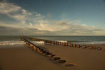oostkapelle beach van anne droogsma