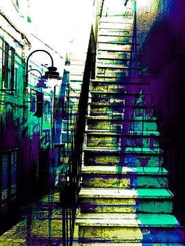 Italian steps van Gabi Hampe