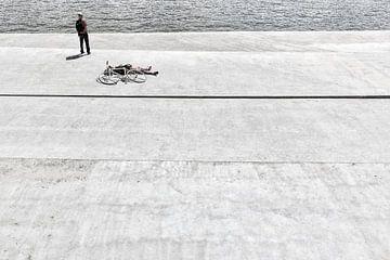 Waterfront, Amsterdam 2012 von Xlix Fotografie