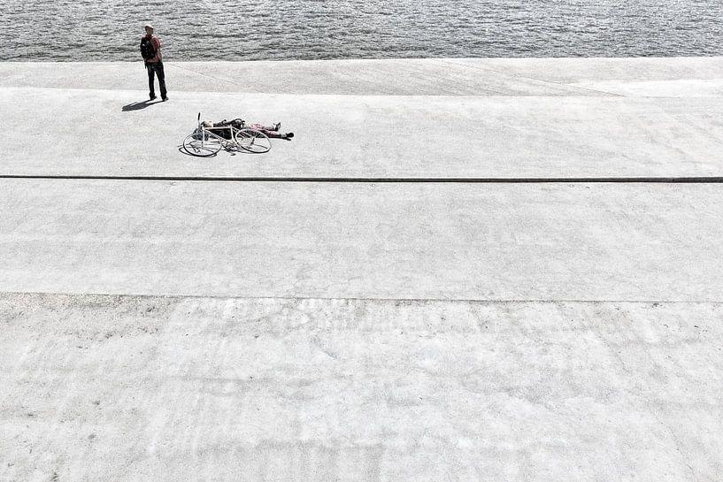 Waterfront, Amsterdam 2012 van Xlix Fotografie