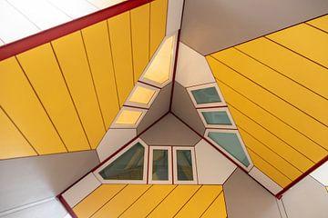 Maisons de cube sur Monica Zimmermans