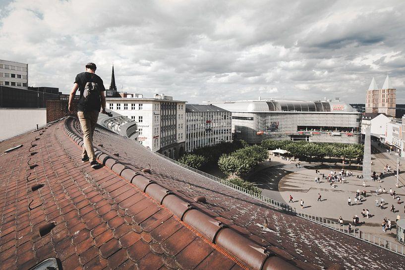 Königsplatz Walker von Flave_de