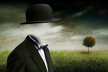 Rencontre avec R. Magritte sur Ben Goossens