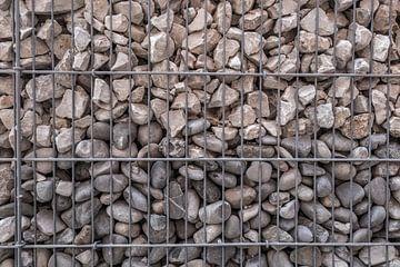 Steine hinter Gitter van Rolf Pötsch