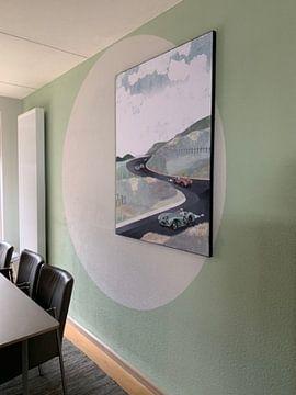 Kundenfoto: Rennstrecke Zandvoort von Goed Blauw