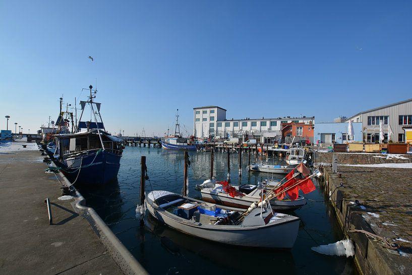 Hafen Sassnitz, Insel Rügen von GH Foto & Artdesign
