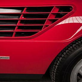 Ferrari Mondial van Sytse Dijkstra