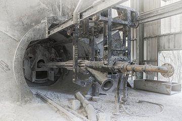 Urban Factory of Urbex van Ingrid Van Damme fotografie
