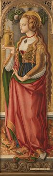 Maria Magdalena, Carlo Crivelli