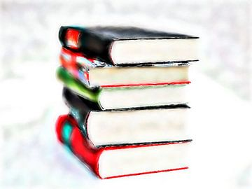 Stapel boeken von Ready Or Not