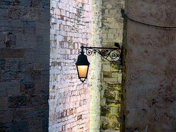 De mysterie Lamp  van Stefan  Nanninga