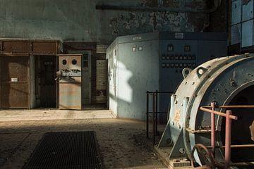 Turbinenhalle von Dick Carlier