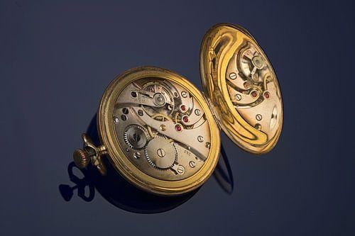 A Golden Watch...