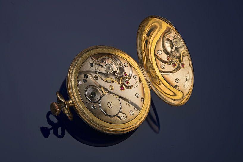 A Golden Watch... van Hans Kool