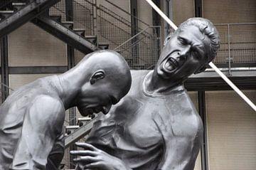 Zidane van Fred van den Brink