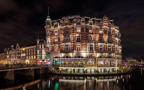 Hotel De l'Europe van Marc Smits