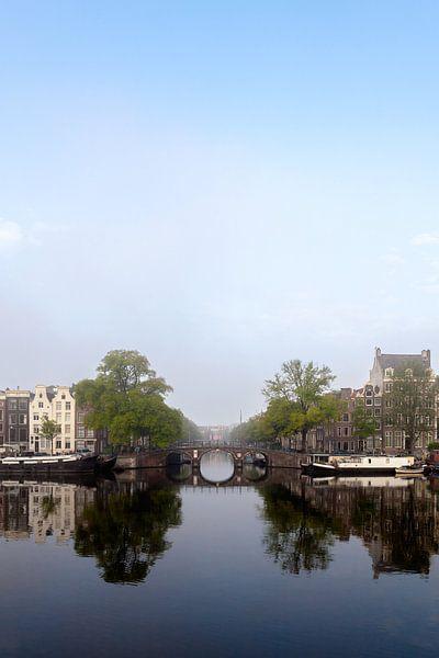 Keizersgracht Amsterdam van Wesley Flaman