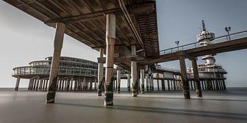 Pier in Scheveningen von Albert Mendelewski