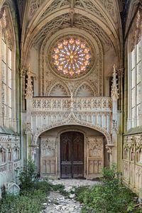 Kirche mit Fenster