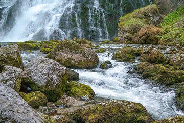 Wasserfall in Österreich sur Ferry Kalthof
