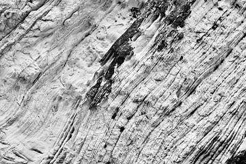 Fijne vormen in Grieks rotsen van Jason King