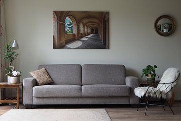 Klantfoto: Verlaten villa van Frans Nijland
