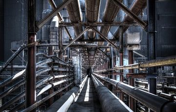 Rollercoaster Pipelines von David Smets