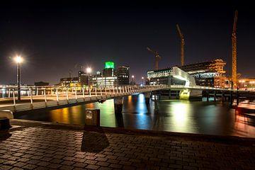 De Rijnhavenbrug van kevin Schenk