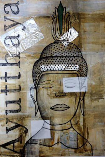 Ayutthaya is zijn naam von Wilma Hage