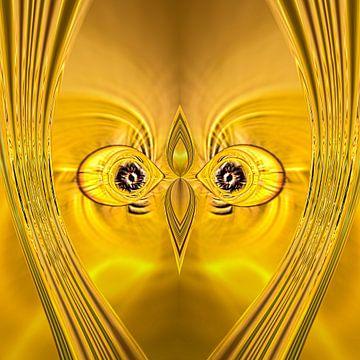 Fantasierijke abstracte twirlillustratie 106/83 van PICTURES MAKE MOMENTS