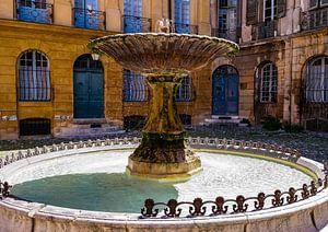 Aix en Provence van