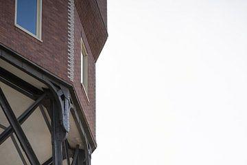 Alter Wasserturm in Groningen von Foto's uit Groningen