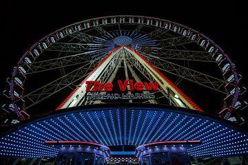 "Reuzenrad ""The View"" in Rotterdam van"
