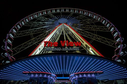 "Reuzenrad ""The View"" in Rotterdam"