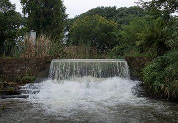 waterval in sabie zuid afrika