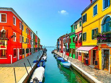 Aquarel Pencil - Cities of Colors - Venice von Doesburg Design