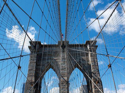 Brooklyn Bridge von Menno Heijboer