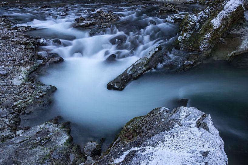 Mystisches Wasser van Andreas Stach