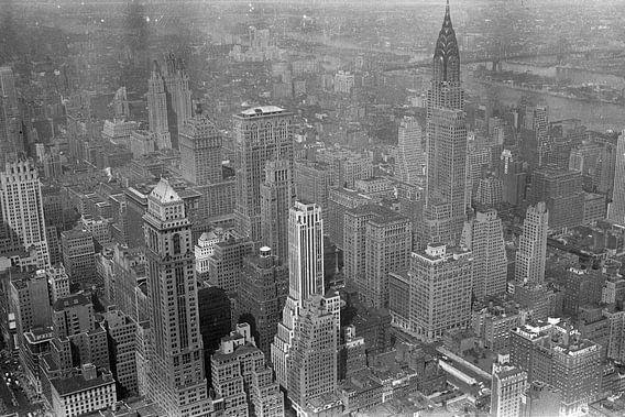 New York 1935 von Aad Windig