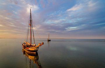 Samen uit, samen thuis...  Texel van Texel360Fotografie Richard Heerschap