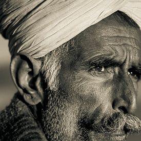 Sikh - Rajasthan van Jan de Vries