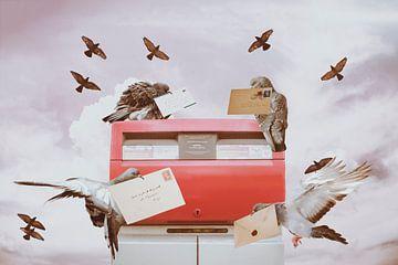 The mail delivery service sur Elianne van Turennout