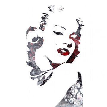 Marilyn Monroe II von Vitalij Skacidub