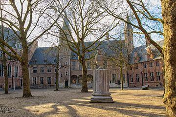 Middelburg - Museum - alte Abtei von Marly De Kok